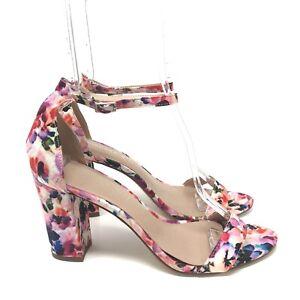 Madden Girl Beella High Heels Floral