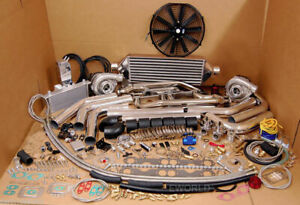 Details about Twin Turbo BBC Kit GMC GM CHEVY BIG BLOCK 427 454 396 502 572  900HP PACKAGE NEW