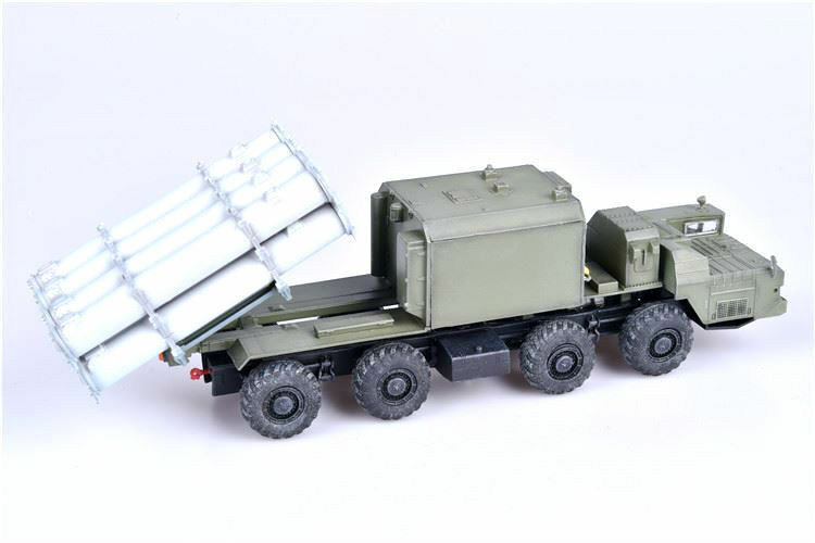 Modelcollect 1 72 MAZ Chassis w   Bal-E  Mobile Coastal Defense Missile  AS72130