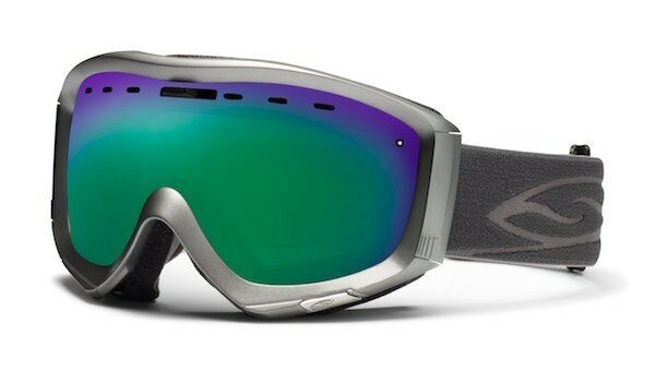 Smith OPTICS sci, sci, sci, Prophecy Graphite/verde Sol-x Mirror 3001200180 NUOVO 4992ed