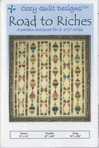 Road-to-riches-Quilt-pattern-Cozy-Quilt-Design