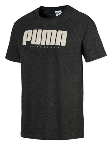 T-shirt PUMA ATHLETICS TEE 580134-07 Tshirt Herren T Shirt Sport Freizeit