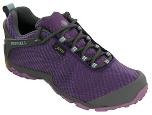 Merrell Cham 7 Womens Low Rise Trainers Lace Up Casual Outdoor Shoes J31130