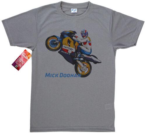 Mick Doohan T shirt Artwork