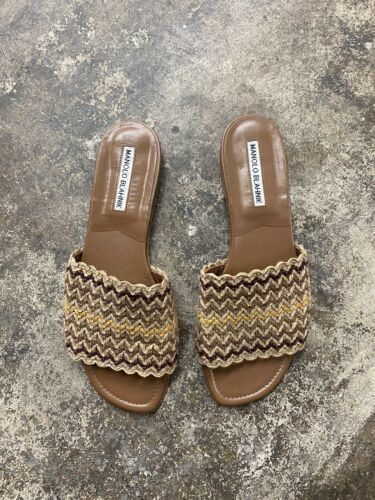 Manolo Blahnic Sandels