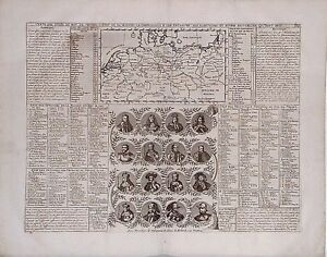 Antique-map-Carte-des-etats-du-roy-de-Prusse