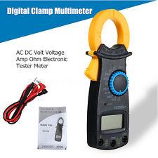 VC3266L+ Voltmètre Numérique Ampèremètre Ohmmètre Multimètre AC DC Testeur Clamp