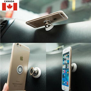 Magnetic-Car-Cell-Phone-Holder-Mount-Dash-360-Rotates-for-iPhone-Samsung-LG
