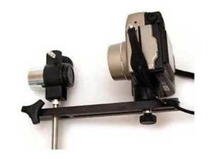 Digitaler kamera adapter m 2 klemmen für teleskop oder mikroskop