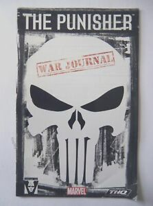49819-Instruction-Booklet-The-Punisher-Sony-PS2-Playstation-2-2005-SLES-53