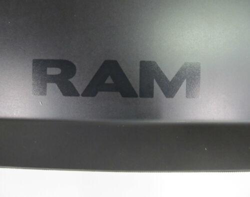 Dodge Ram 2500 MUD FLAPS RAM 2500 BIG HORN Splash Guards/_ DODGE RAM/_BLACK