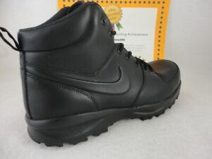 Nike Manoa Leather, ACG Boots, Black On
