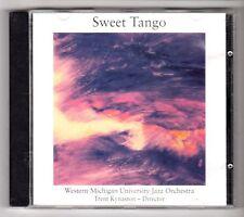 (GY212) Western Michiga University Jazz Orchestra, Sweet Tango - 1999 CD