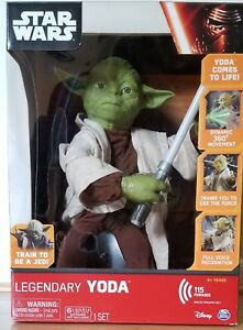 Formation Jedi Interactive Yoda Légendaire de Star Wars