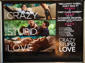 Cinema-Poster-CRAZY-STUPID-LOVE-2011-Quad-Steve-Carell-Ryan-Gosling
