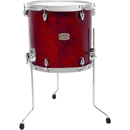 Yamaha Stage Custom Birch Floor Tom 16x15 Cranberry Red SBF-1615CR
