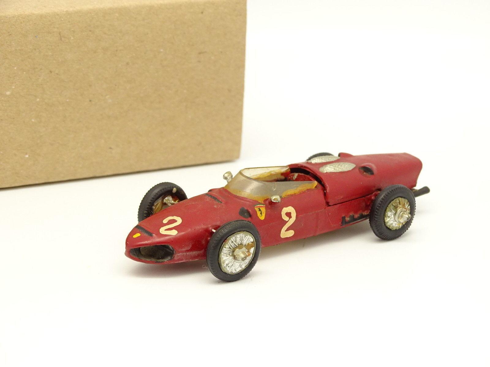 Transformation RD Marmande Base Corgi 1 43 - Ferrari F1 Italie GP 1962 Hill