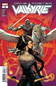 Valkyrie-Jane-Foster-2-Thor-Marvel-Comic-1st-Print-2019-unread-NM