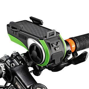 ROCKBROS-Multifunction-Bicycle-Cycling-Audio-Player-Bike-Headlight-Phone-Holder