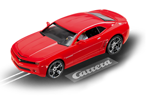 Carrera Evolution 27214 Chevrolet Camaro Light