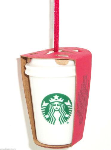 Disney Starbucks Disneyland 60th Anniversay Ornament Cup Tumbler Mug Theme Park