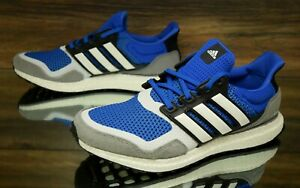 Adidas-UltraBOOST-S-amp-L-Blue-Grey-EF1982-Running-Shoes-Men-039-s-Multi-Size-NEW