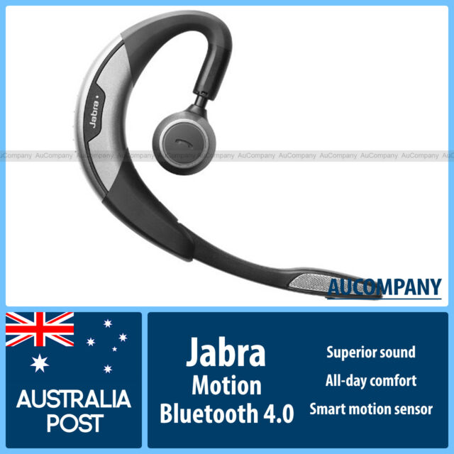 Jabra Motion Bluetooth 4.0 Wireless Mono Headset Earphones for iPhone Samsung