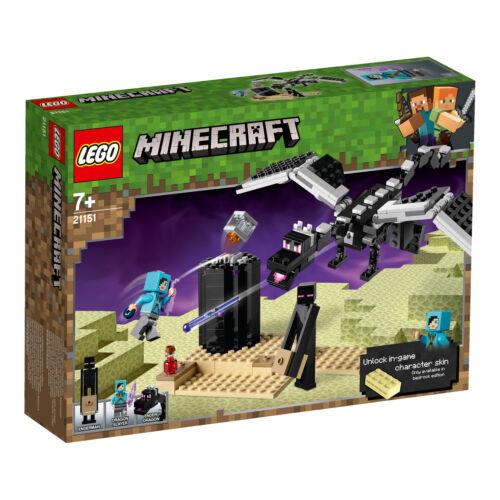 LEGO® Minecraft™ 21152 21151 Das Piratenschiff-Abenteuer Gefecht N2//19