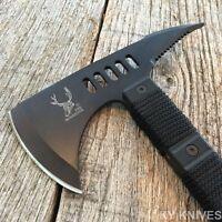 14.5 Survival Tomahawk Combat Throwing Hatchet Hunting Zombie Axe 6185