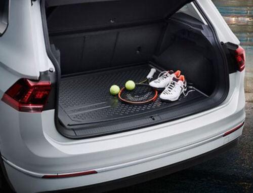 Originales de VW alfombrilla de maletero cuarto de equipajes depósito cuarto de equipajes cáscara Tiguan 5na061161