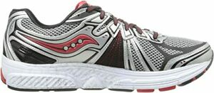 Running Shoes - Black/Grey/Red S20248