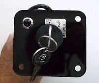 Yanmar Marine Waterproof Ignition Switch With Panel, Indicator Light & Harness