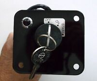 Yanmar Waterproof Ignition Switch With Panel, Indicator Light & Harness