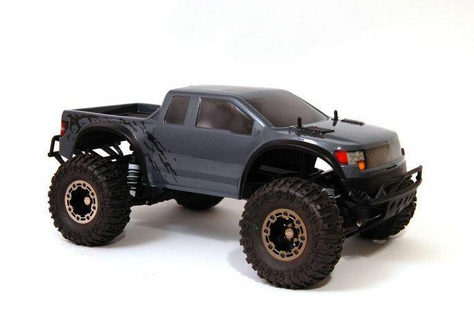 J Concepts - Illuzion Slash 2WD Ford Raptor SVT Body