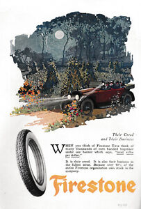 1919-Firestone-Tires-Reliable-Franklin-Automobile-Co-Sedan-Direct-Air-Cooling