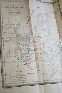 Carte Belgique Histoire.Details Sur Belgique Histoire Pantheon National Juste Gravures Carte 1840 Romantique Relie