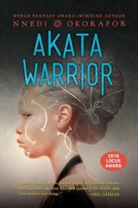 Akata-Warrior-Paperback-by-Okorafor-Nnedi-Brand-New-Free-P-amp-P-in-the-UK