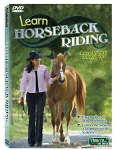 LEARN-HORSEBACK-RIDING-Step-by-Step-Video-DVD-Grooming-Riding-Technique-Diet