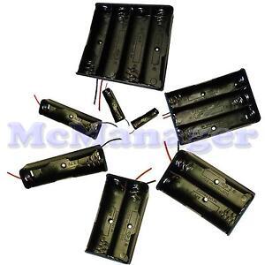 18650-Serial-Parallel-Battery-Holders-For-Rechargable-3-7V-1-2-3-4-Batteries