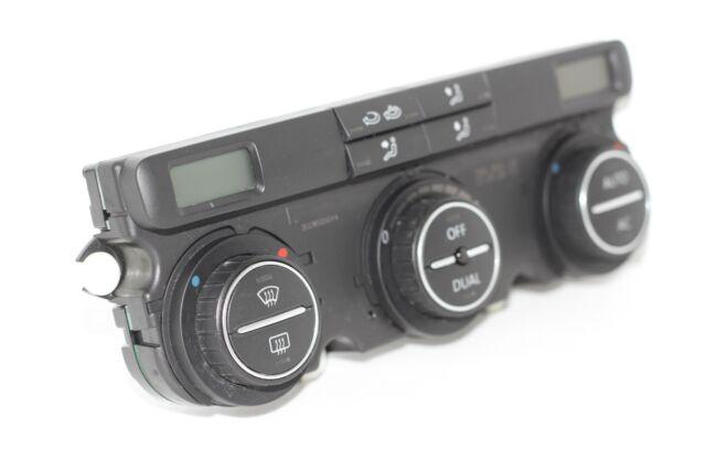 VW Mk5 Climatronic Control OEM AC Auto Jetta Golf PASSAT Eos  celsius Euro