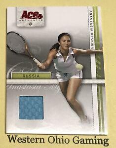 2007-ACE-Authentic-Anastasia-Myskina-4-Tennis-Shirt-Jersey-Card