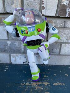 Disney-Ultimate-Buzz-Lightyear-Talking-Action-Figure-12in