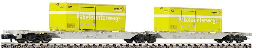 Fleischuomon N 825314 Container Auto autoico Svolgi Aae Swiss post Epoch V Nip
