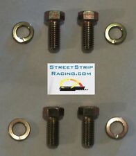 Ford Small Block to MOTOR MOUNT BOLTS 180,000PSI SBF 289 5.0 302 351W 5.8L 351C