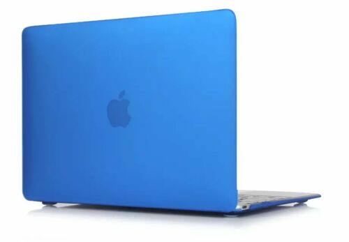 "MATT cases Blu per MacBook Pro Retina 13,3/"" GUSCIO SLIM DEZENT ACCESSORI @cofi"