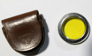 Agfa-30mm-Giallo-Filtro-Filtro-YELLOW-JAUNE-FILTRE-1-30mm