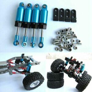 4X-RC-Coche-Amortiguador-De-Metal-De-Actualizacion-Para-1-16-C14-C24-C-24K-camion-oruga-WPL