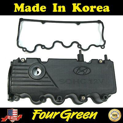 Genuine Hyundai 22410-22610 Rocker Cover Assembly