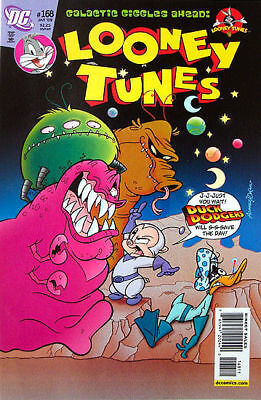 LOONEY TUNES # 168 Daffy Duck DUCK DODGERS Porky Pig