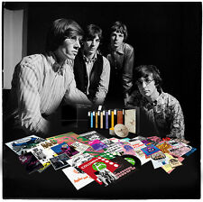 """PINK  FLOYD """"THE EARLY YEARS 1965-1972"""" 11CD+9DVD+8BRAY+5 45GG 7"""" BOX SET GREAT"""